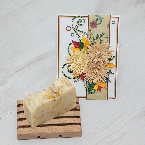 1004-KK. Натурален сапун Невен, 100 грама