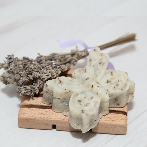 1012-KK. Мини Натурален сапун Пеперуда, 65 грама