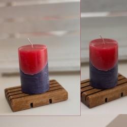 1027-LS. Ароматна свещ Лавандула