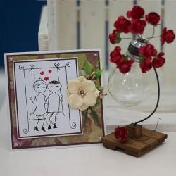 1052-РР. Картичка Любовна люлка