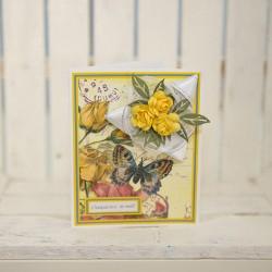 1081-РР. Картичка Пеперуда
