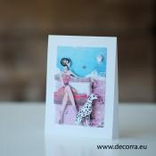 Картички за жена
