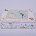 1004-PPP. Сватбена кутия за почерпка, снимки и ценности