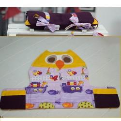 2009-DD. Мобилно килимче за повиване и игра
