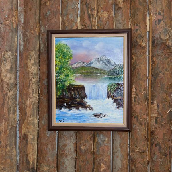 2004-КР. Картина Водопад