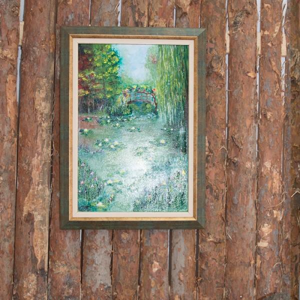 2007-КР. Картина Езерото на лиите