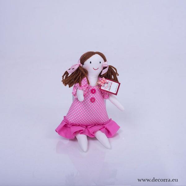 3057-DD. Детска текстилна Кукла Decorra
