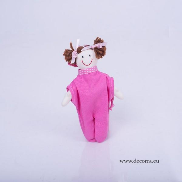 3059-DD. Бебешка кукла Рони с гащерозони