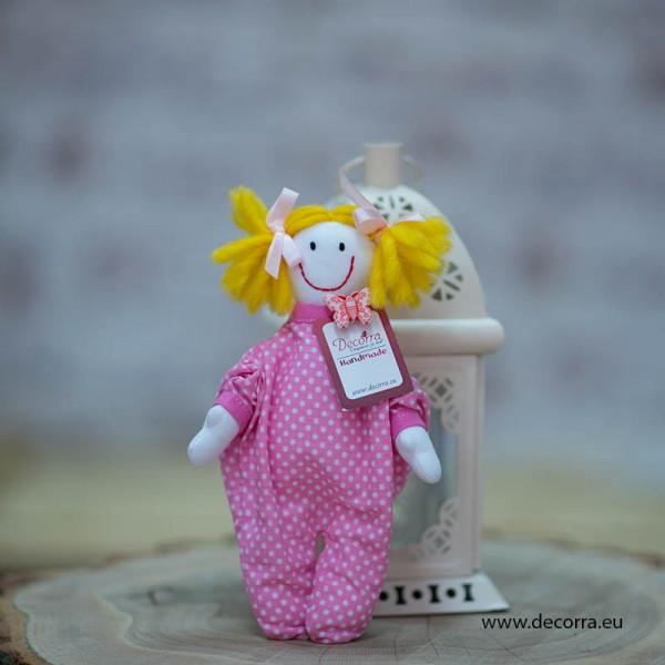 3082-DD. Бебешка кукла Блонди