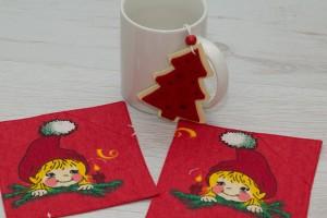 Коледен подарък за деца близнаци