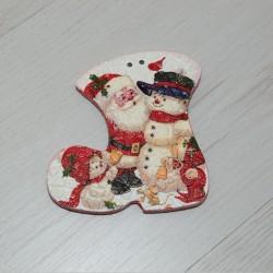 3049-PР. Деко Ботушче дядо Коледа