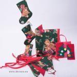 3056-PP. Коледна детска подвързия