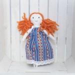 4033-DD. Занимателна Къща, Кукла и 2 рокли