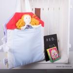4033-DD. Детска Магическа къща за игра с кукла и тебешири