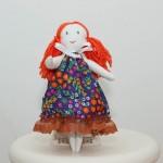 4020-DD. Занимателна тиха Къща с Кукла за игра