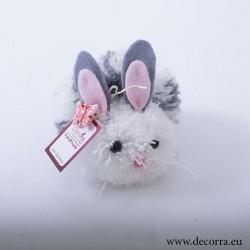 4057-PP. Великденско Сиво Зайче