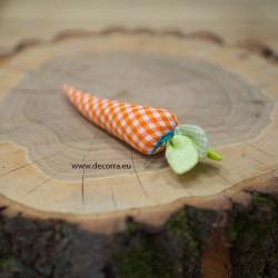 4068-PP. Декоративен Морков от плат
