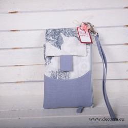 5016-MB. Клъч Портмоне с джоб за визитки