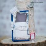 5064-MB. Дамски клъч с огледало и джоб за телефон