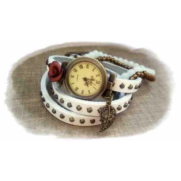 4002-MB. Часовник White