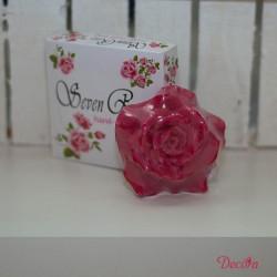 1002-KK. Натурален сапун Червена роза, 50 грама