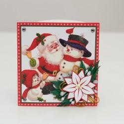 1064-РР. Детска Картичка дядо Коледа