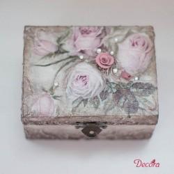 2005-MB. Кутия за бижута Decorra Елеганс