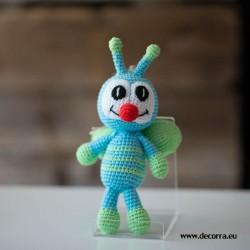 3106-DD. Плетенa играчка Веселото Бръмбърче