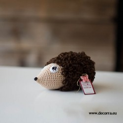 3122-DD. Плетенa играчка Таралеж