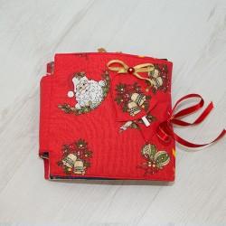3042-DD. Коледна креативна книжка Любопитко